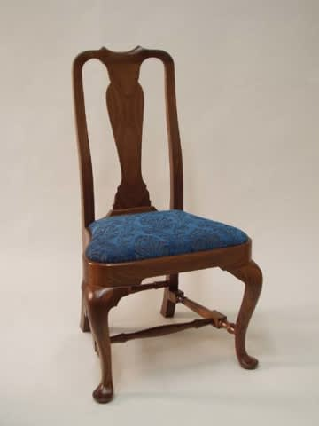 Boston Queen Anne Chair - Walnut